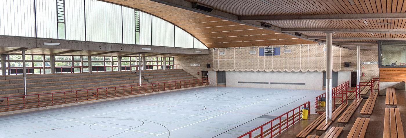 Sporthalle am Böllenfalltor